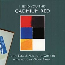avin Bryars - I Send You This Cadmium Red [CD]