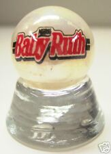 NICE BABY RUTH CANDY BAR LOGO  COLLECTORS MARBLE