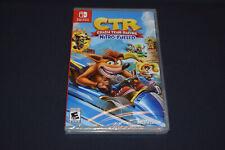 Crash Team Racing Nitro Fueled Nintendo Switch - BRAND NEW + SEALED!