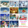 1000 / 500 / 300 Pcs Jigsaw Puzzles Adults Kids Education Toys Christmas Gifts