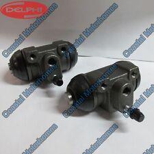 Fits Fiat Ducato Peugeot Boxer Citroen Relay 2x Rear Wheel Slave Cylinders Q18