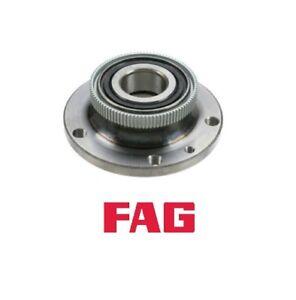 For BMW E24 633CSi M6 E28 524td 528e 535i Front Wheel Hub w/ Bearing FAG OEM