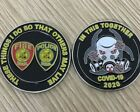 Edina Police Fire Challenge Coin