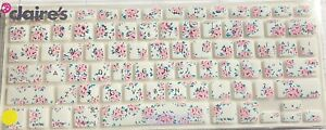 New Claire's Floral Silicone Keyboard Cover for MacBook/Air 13/Pro
