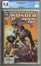 WONDER WOMAN #158 CGC 9.8 WHITE PAGES