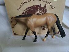 New listing Peter Stone Sr Buckskin Western Pleasure Horse 1998 Carawa 2 Socks Only 500 made