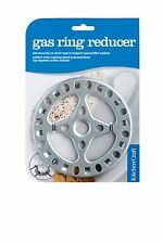NEW,Kitchen Craft Stove Top GAS RING REDUCER Heat Pans Pots Hob Simmer