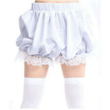 Lolita Cosplay Lace Pumpkin Bubble Bloomer Shorts Under Pants Safety Shorts L3