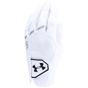 Under Armour Junior Spieth CoolSwitch Left Hand Golf Glove Kids UA Right Handed