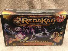 Brand New Redakai Conquer The Kairu Championship Set 44 X Drives & KY Card