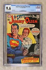 Superman's Pal Jimmy Olsen #125 CGC 9.6 1969 1497173012