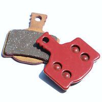 2 Paar Bremsbeläge für Magura MT2 /MT4 /MT6 / MT 8 semi-metallisch  Typ 7.1