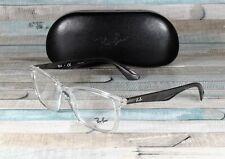 RAY BAN RX7047 5768 Trasparent Demo Lens 54 mm Men's Eyeglasses