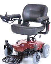 Drive Medical COBALTRD16FS Cobalt Travel Power Wheelchair-Red
