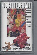 Reg Strikes Back Elton John Cassette 1988 MCA NEW in Shrinkwrap 10 great tracks