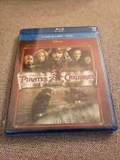 Pirates of the Caribbean: At World's End New Blu-ray With DVD DISNEY Johnny DEPP