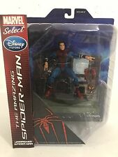 Disney Store Marvel Select The Amazing Spider Man Unmasked, New Spiderman