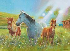 Ravensburger 100 XXL piece jigsaw puzzle Equine Pasture - new & sealed