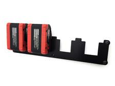 Wandhalter für CAS Metabo Akku (Cordless Alliance System) 18V Akkuhalter 4-Fach