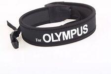Courroie Dragonne Bandoulière neck strap pour appareil photo Camera Olympus