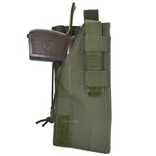 TECHINKOM Open Top Holster Molle Pouch Olive 6SH112 6SH117 6B46