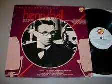HENRY HALL & BBC DANCE ORCH. LP UK IMPORT Golden Age Of - EMI GX-41-25171