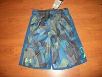 NWT boys Under Armour heatgear shorts, size YMD YXL