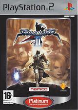 SOUL CALIBUR III (3) SOULCALIBUR III for Playstation 2 PS2 - PAL