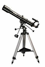 Sky-Watcher Evostar-90 (EQ2) Astronomy Refractor Telescope, EQ Mounted, 10724
