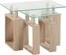 Unbranded Less than 60cm Contemporary Tables