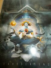 DEVIN TOWNSEND PROJECT - TRANSCENDENCE - EU 10 TRK CD - LIKE NEW - PROG METAL