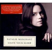 "NATALIE MERCHANT ""LEAVE YOUR SLEEP"" 2 CD NEU"