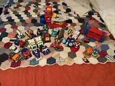 Rescue Bot Lot, Flip Racers, SALVAGE! Look!!!!