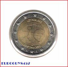 LUXEMBURG - 2 € COM. 2009 UNC - EUROPESE MONETAIRE UNIE