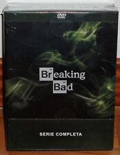 BREAKING BAD SERIE COMPLETA 1-6 TEMPORADAS COMPLETAS 21 DVD NUEVO PRECINTADO R2