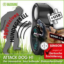 ISOTRONIC Elektronischer Wachhund als Einbruchschutz für Haus / Wohnung