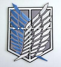 ATTACK ON TITAN Wings of Freedom Uniform jumbo Jacken Aufnäher  neu