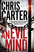 An Evil Mind (Robert Hunter 6) by Carter, Chris | Paperback Book | 9781471132216
