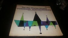 """THE RAY CHARLES SINGERS """"COMMAND PERFORMANCES"""" VINYL RECORD LP"""