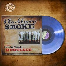 BLACKBERRY SMOKE - Honky Tonk Bootlegs - NEW Blue/Purple Translucent VINYL LP