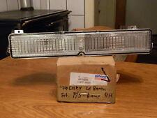 1979 Chrysler Le Baron rechte Blinkleuchte,Park/Signal Lamp NEU/ NOS-MOPAR
