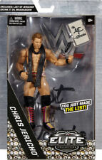 WWE Exclusive Chris Jericho You just made the list Mattel elite wrestling figure