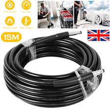More details for high pressure 15m karcher washer extension hose water clean pipe k2 k3 k4 k5 k7