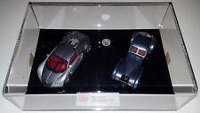Looksmart #LSCOF01B 1/43 Bugatti 1936 57SC Atlantic & Veyron 16.4 Rare Set #/349
