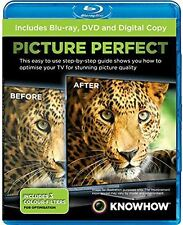 NEW AND SEALED - KNOWHOW Picture Perfect BLU-RAY/DVD and Digital Copy