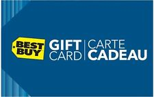 Best Buy Gift Card - $50 Mail Delivery