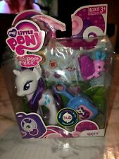 My Little Pony Rarity Friendship is Magic Toy with Accessories Hasbro 2011