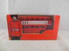 CORGI 32305 LONDRA AEC Routmaster Autobus a due piani hamleys confezione