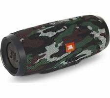 JBL Charge 3 Squad Portable Bluetooth Wireless Speaker - Camouflage - Currys