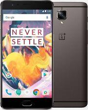 OnePlus 3t 64gb [dual-sim] Gunmetal-bien